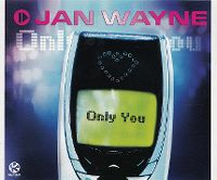 Cover Jan Wayne - Only You