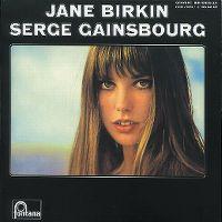 Cover Jane Birkin - Serge Gainsbourg - Jane Birkin - Serge Gainsbourg