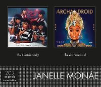 Cover Janelle Monáe - The Electric Lady + The ArchAndroid