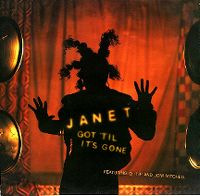 Cover Janet feat. Q-Tip and Joni Mitchell - Got 'Til It's Gone