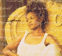 Cover Janet Jackson - Again