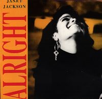 Cover Janet Jackson - Alright