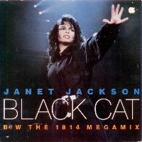 Cover Janet Jackson - Black Cat