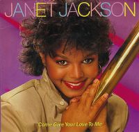Cover Janet Jackson - Come Give Your Love To Me