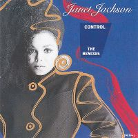 Cover Janet Jackson - Control - The Remixes