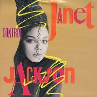 Cover Janet Jackson - Control