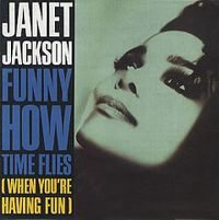 Cover Janet Jackson - Funny How Time Flies (When You're Having Fun)