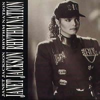 Cover Janet Jackson - Rhythm Nation
