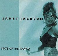 Cover Janet Jackson - State Of The World