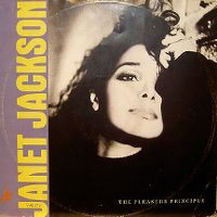 Cover Janet Jackson - The Pleasure Principle