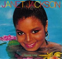 Cover Janet Jackson - Young Love