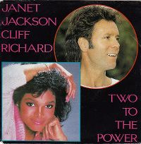 Cover Janet Jackson & Cliff Richard - Two To The Power Of Love