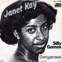 Cover Janet Kay - Silly Games