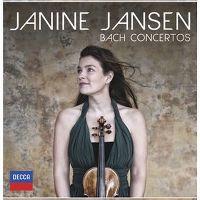 Cover Janine Jansen - Bach Concertos