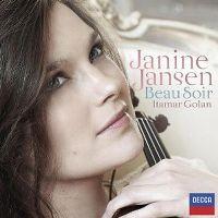Cover Janine Jansen - Beau soir
