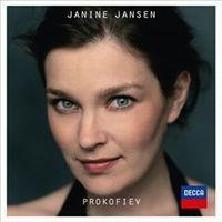 Cover Janine Jansen - Prokofiev
