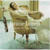 Cover Janine Jansen - Vivaldi: The Four Seasons