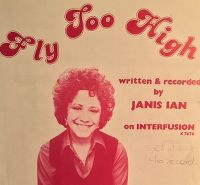 Cover Janis Ian - Fly Too High