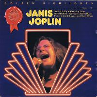 Cover Janis Joplin - Golden Highlights