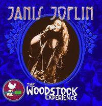 Cover Janis Joplin - The Woodstock Experience