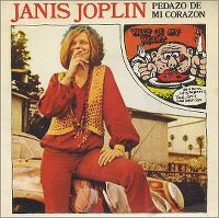 Cover Janis Joplin & Big Brother And The Holding Company - Piece Of My Heart
