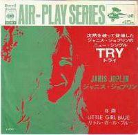Cover Janis Joplin & Kozmic Blues Band - Try (Just A Little Bit Harder)