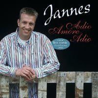 Cover Jannes - Adio amore adio