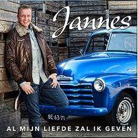 Cover Jannes - Al mijn liefde zal ik geven