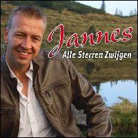 Cover Jannes - Alle sterren zwijgen
