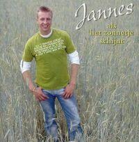 Cover Jannes - Als het zonnetje schijnt