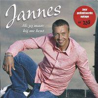 Cover Jannes - Als jij maar bij me bent