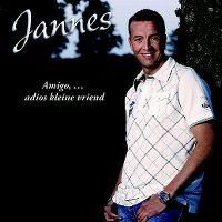 Cover Jannes - Amigo, ... adios kleine vriend