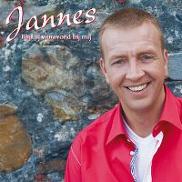 Cover Jannes - Blijf jij vanavond bij mij