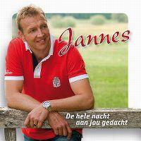 Cover Jannes - De hele nacht aan jou gedacht