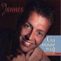Cover Jannes - Ga maar weg