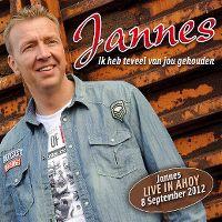 Cover Jannes - Ik heb teveel van jou gehouden