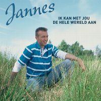 Cover Jannes - Ik kan met jou de hele wereld aan