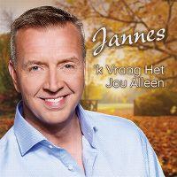 Cover Jannes - 'k Vraag het jou alleen