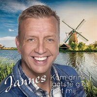 Cover Jannes - Kom drink 't laatste glas met mij