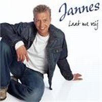 Cover Jannes - Laat me vrij