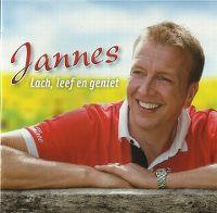 Cover Jannes - Lach, leef en geniet