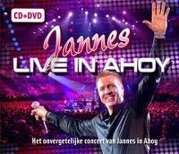 Cover Jannes - Live In Ahoy