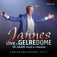 Cover Jannes - Live in Gelredome 15 jaar