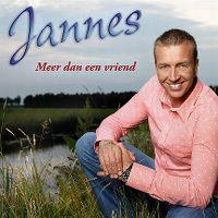 Cover Jannes - Meer dan een vriend