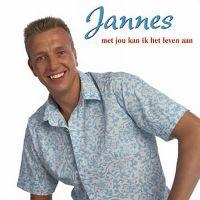 Cover Jannes - Met jou kan ik het leven aan