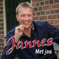 Cover Jannes - Met jou