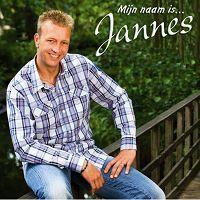 Cover Jannes - Mijn naam is... Jannes