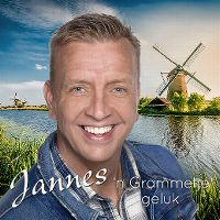 Cover Jannes - 'n Grammetje geluk