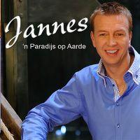 Cover Jannes - 'n paradijs op aarde