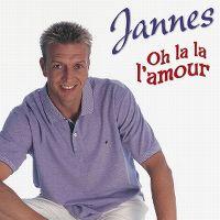 Cover Jannes - Oh la la l'amour